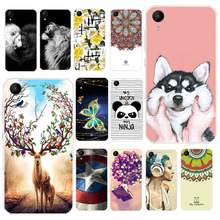 TAOYUNXI Phone Cases For BQ 4072 Strike Mini Case Silicone Cover BQ4072 Mobile Soft TPU Back bag Fundas