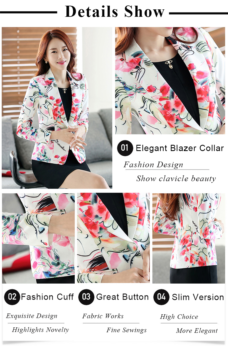 Ladies Blazer Fashion  (9)
