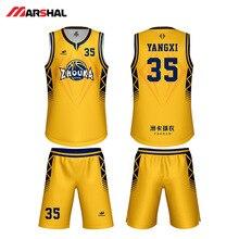 Kids Basketball Sets Boys Blank Basketball Jerseys Youth Sports Kits Children Running Uniforms V-Neck Can Customized Any Logos цена 2017