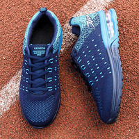 Male Sport Shoes Summer Women Sneakers Running Air Sole Couples Running Shoes Black Red Unisex Sport Trainers Running