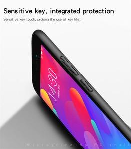 Image 4 - Meizu V8 Case Silm Luxury Ultra Thin Smooth Hard PC Phone Case For Meizu V8 Back Cover For Meizu V8 V 8 Full Protection Fundas *