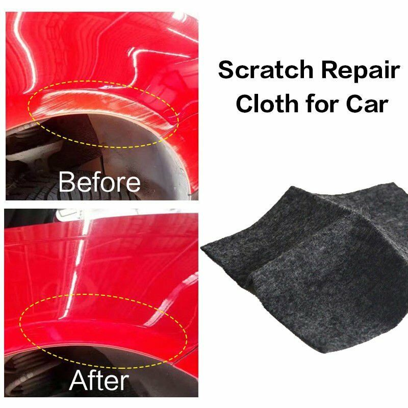 Magic Car Scratch Repair Cloth Polish for Light Paint Remove Cloth Surface Repair Scratched Cloth Without Automobile Scratches in Paint Cleaner from Automobiles Motorcycles