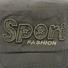 "Embroidered ""Sport"" Milicap"