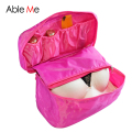 Necessaire Women Pochette Maquillage Portable Bra Underwear Cosmetic Makeup Toiletry Wash Case Girl's Travel Organizer Bag