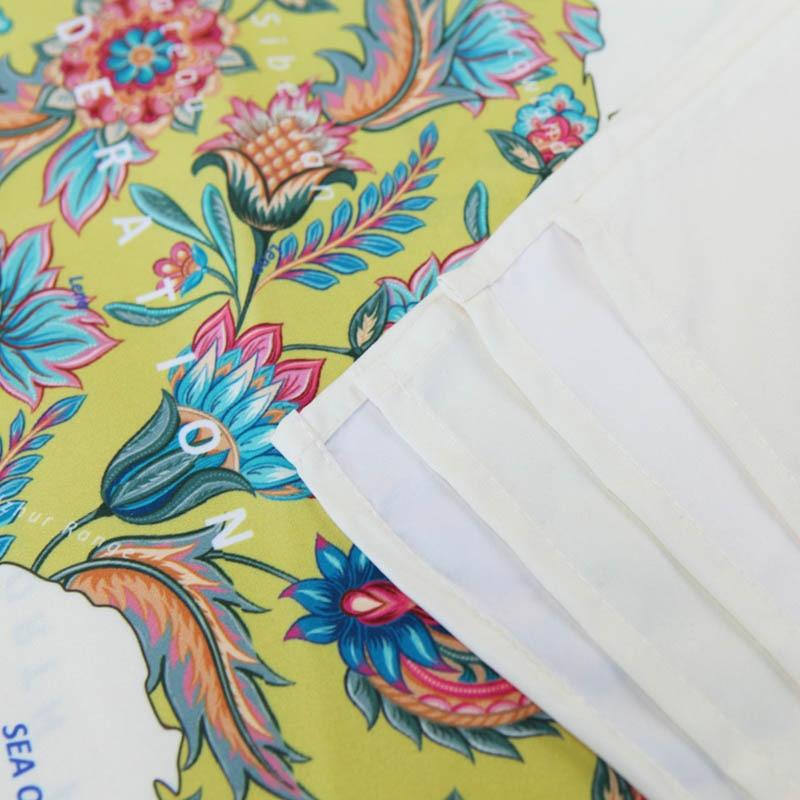 World Map Wall Tapestry Printed Animal Panda Mandala Flowers Wall Hangings Carpet Blanket Decoration Children Fabric Tapestries
