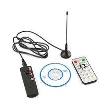 RTl2832U R820T DVB-T SDR+DAB+FM tuner USB HD digital satellite tv receiver & DVB T HDTV antenna tv stick dongle DVBT receiver
