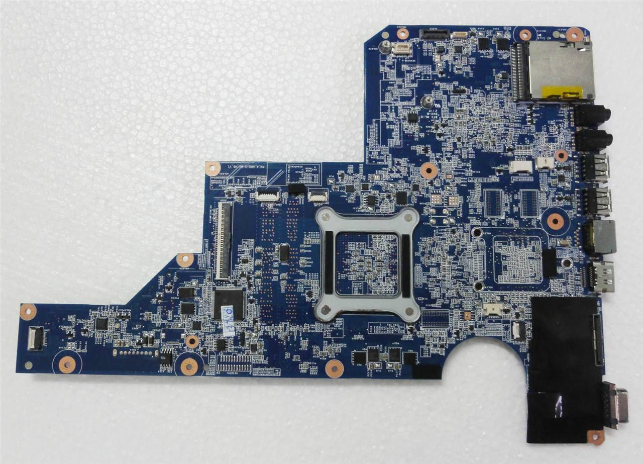 45 days Warranty  laptop Motherboard for hp CQ62 G62 notebook mainboard , 597674-001 ISKAA L2S Paypal Accepted