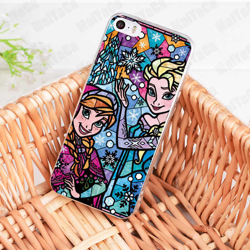 MaiYaCa сказка пятнистости Alice Микки Мышь Coque основа чехол для телефона для Apple iPhone 8 7 6 6 S Plus X 5 5S SE 5C 4 4S крышка