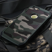 Military Camouflage Case Navy Army Camo Hard Plastic Cover Soft TPU Armor Phone Cases For IPhone