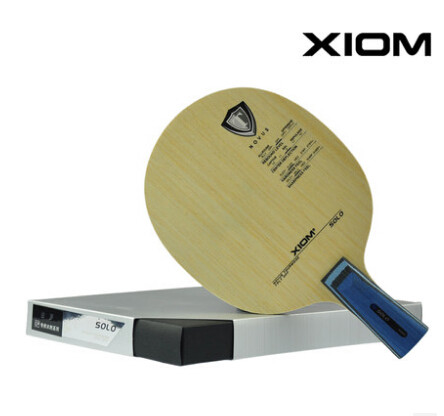 XIOM SOLO Racket Table Tennis Blade Ping Pong Bat Tenis De Mesa Paddle стоимость