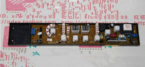 Free shipping 100%tested for Jide washing machine board control XQB55-2298 CJ11210336 XQB55-8018VC NCXQ8018VC Computer board free shipping 100% tested for kangjia washing machine control board ncxq qs07 1 computer board on sale