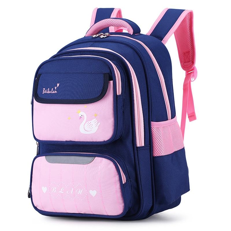 Waterproof Children School Bags For Girls Boys kids schoolbag primary School Backpacks Kids Orthopedic Backpack mochila escolar