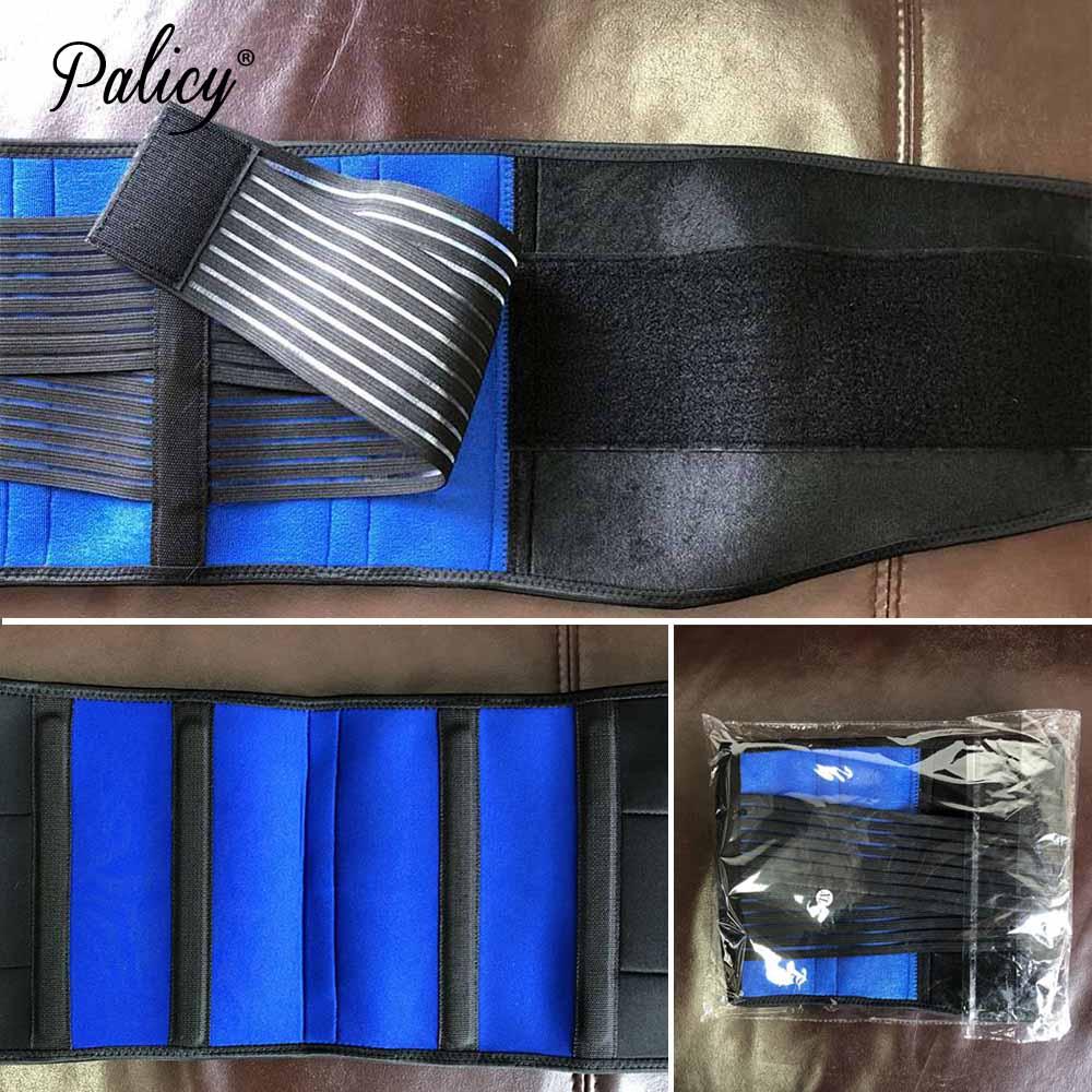 Image 5 - Spandex Wsist Slimming Belt for Men Gym Mens Underwear Bodysuit Shapers Slimming Sweat Belt Waist Cinchers Girdle Man  Plus Size-in Shapers from Underwear & Sleepwears