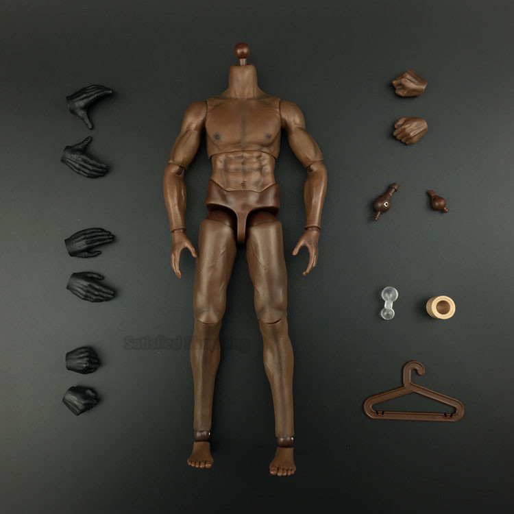 NEW 1//6 Scale KODOXO Man Strong Body Male Action Figure Body