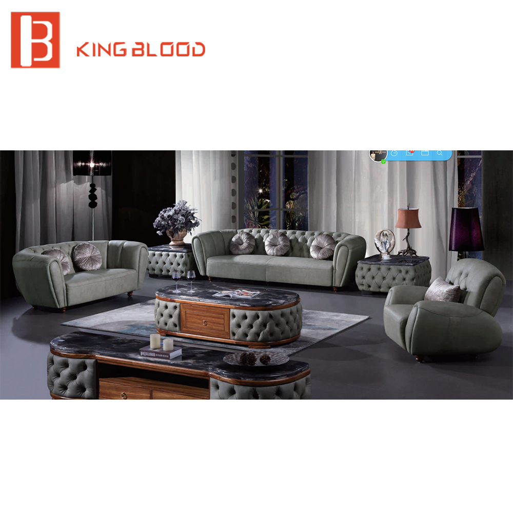 Chesterfield Sofa Living Room