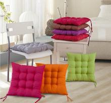 где купить Japan Style Chair Cushion Mat Pad Comfortable Seat Cushion Pad Home Decor Throw Pillow Floor Cushions office Chair seat 40x40cm по лучшей цене