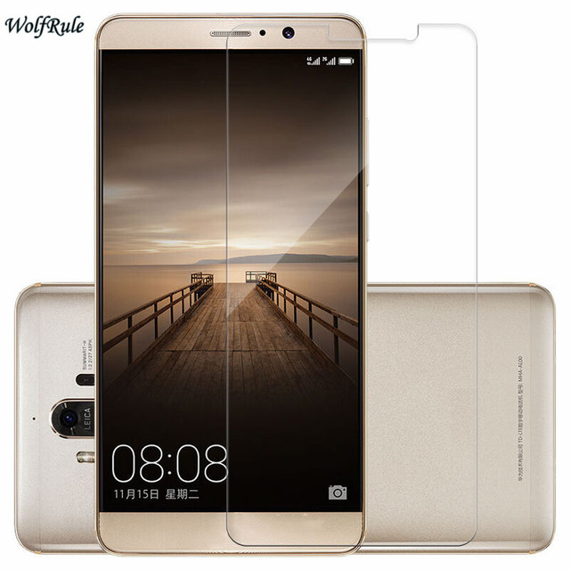 2 PCS sFor Glass Huawei Mate 9 Screen Protector Tempered Glass For...