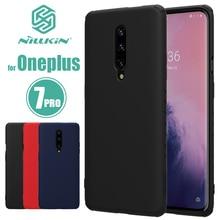 Oneplus 7 Pro Case Nillkin Rubberized TPU Case