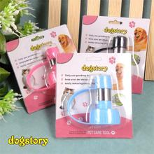 3 Pieces Outdoors Carry Pet Faucet Dog Water Bottle Accessories Supplies Dog Feeders 3 Colors Water Mouth Pet Drinking Fountains