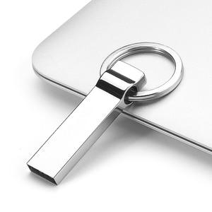 Металлический флеш-накопитель, 512 ГБ ТБ, 2 ТБ, брелок для ключей, металлический флеш-диск usb 2,0, 8 ГБ, 16 ГБ, 32 ГБ, карта памяти, 64 ГБ, диск для большо...