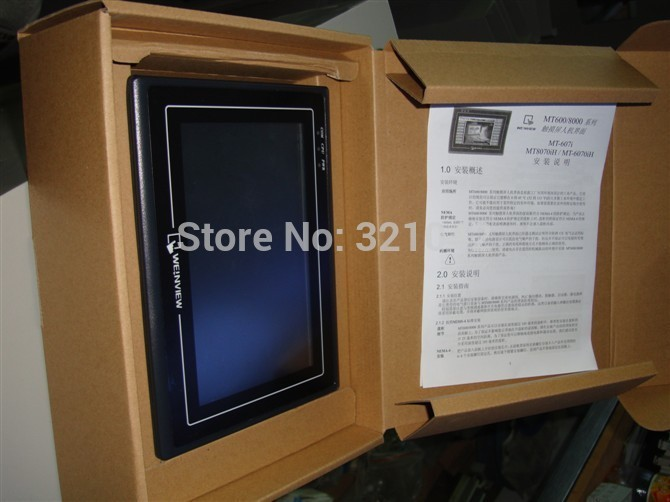 TK6071IQ new touch screen HMI 7 inch TFT LCD 800 * 480 128MB Flash 32Bit full replace TK6070IQ