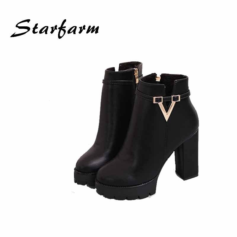 Online Get Cheap Cheap Black Boots -Aliexpress.com | Alibaba Group