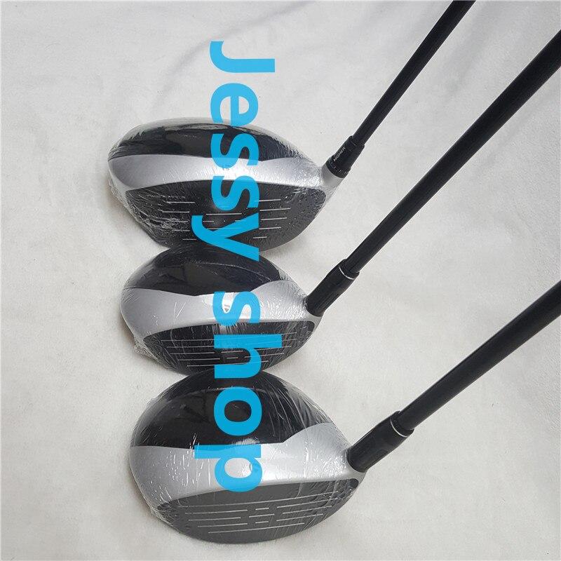 Golf Clubs Pilote M4 Golf Pilote 10.5 9.5 Loft Graphite Arbre R S Flex Pilote Club 1-Bois/ pilote Droitier Livraison Gratuite