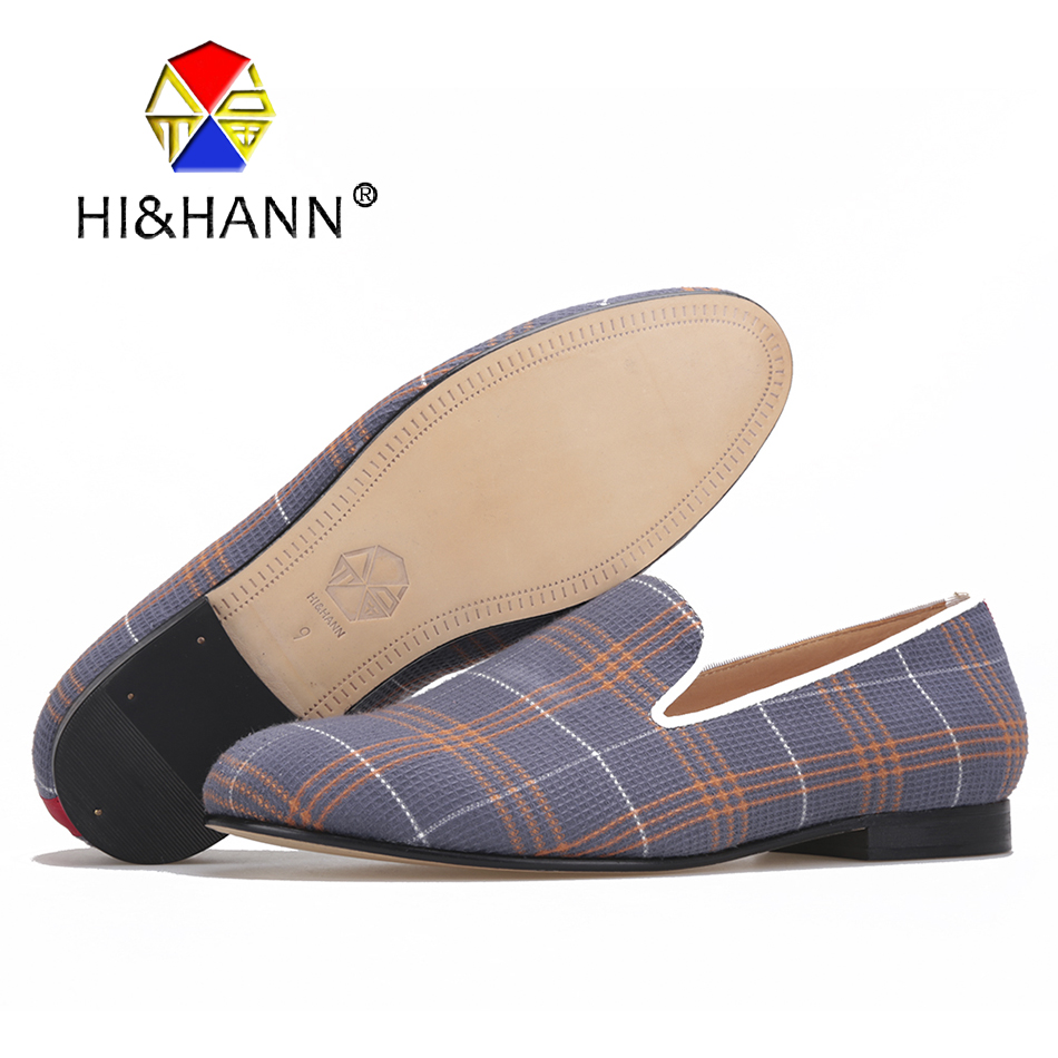2017 high quality Plaid men Handmade shoes with Genuine leather insole and bottom Party and Banquet men loafers male's flats free software 12 15 all in one touch screen android desktop pos terminal restaurant pos machine cheap pos sytem
