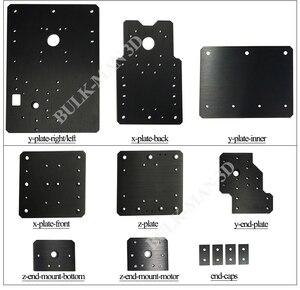 Image 5 - Kit de plaques en aluminium WorkBee CNC, vis plombée et avec ceinture pour Machine de routeur CNC, Machine à graver CNC