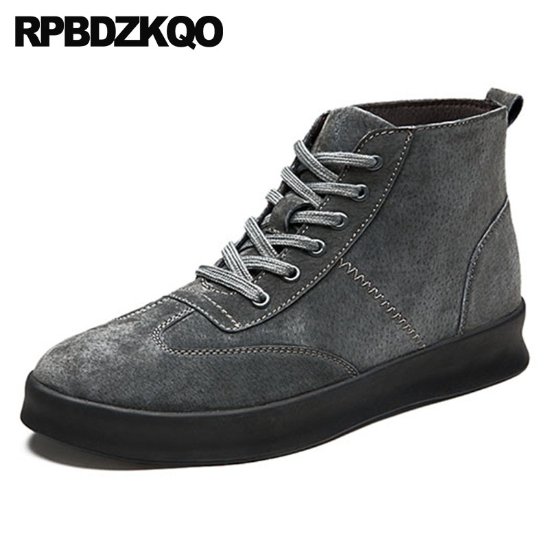 designer 2018 military male lace up fall retro combat boots korean ankle short shoes army flat autumn waterproof men fashiondesigner 2018 military male lace up fall retro combat boots korean ankle short shoes army flat autumn waterproof men fashion