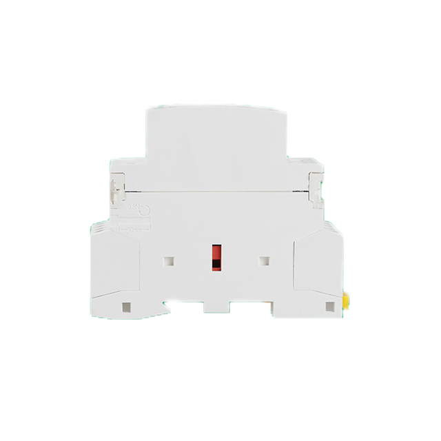 4P 25A 4NO 4NC 2NO+2NC 24V/110V/230V 50/60HZ Din Rail Household AC Contactor