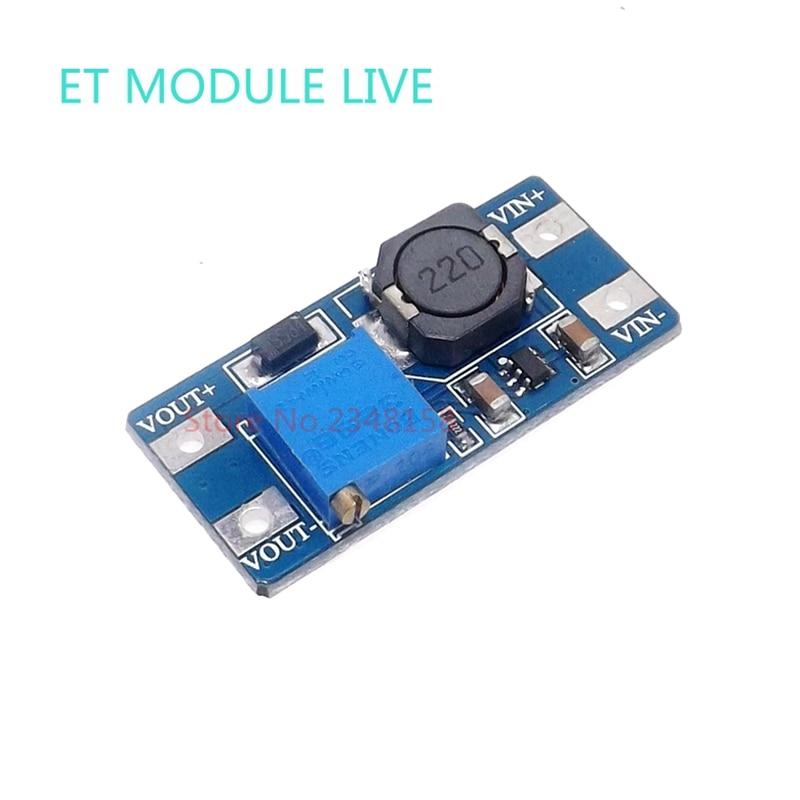 50 pcs MT3608 2A DC-DC Step Up Power Appliquer Module Booster Puissance Module pour Arduino