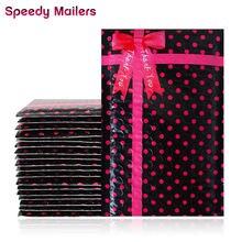 10 шт 4x8 ''120x180 мм маленькие черные почтовые конверты