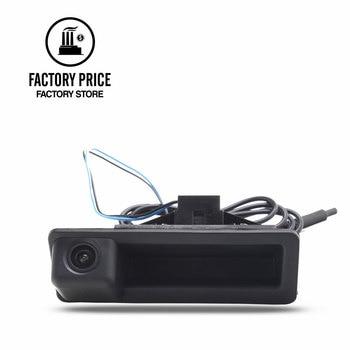CCD HD, cámara de Vista trasera de coche para BMW F30 F48 E60 E90 E70 E71 Series 3 5 X3 X1, cámara de visión trasera especial, cámara de estacionamiento de marcha atrás
