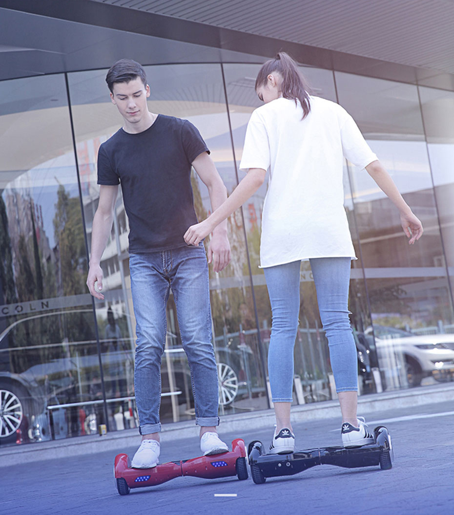 6.5 Inch Self Balancing Hoverboard with Bluetooth and Speaker 8