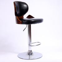High Grade European Style Wooden Chair Backrest CA Lifting Barstool Chair Stool Chair High Chair In