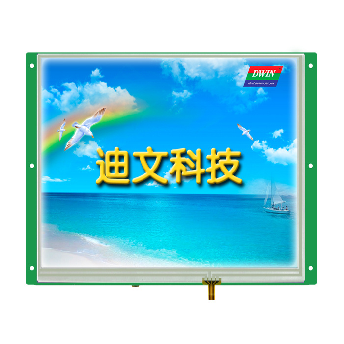 DMT10768T097_01WT 9.7 inch Devi DGUS screen wide viewing angle HD touch smart LCD полотенцесушитель domoterm dmt 109 т5