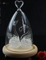 1 PC כיסוי זכוכית כיסוי זכוכית Creative נוף נוף מיקרו יקינתון בבקבוק הידרופוניקה אגרטל זכוכית מודרנית מינימליסטי JY 1200