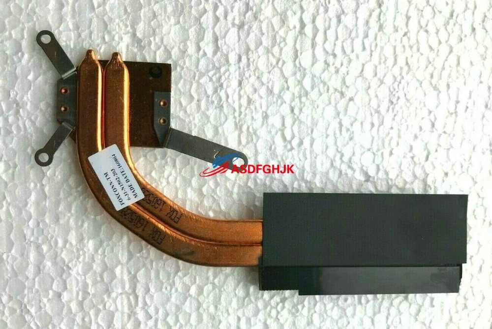 Asli untuk CLEVO Erazer X6601 Z6 Tembaga Pendingin Cpu Heatsink 6-31-N1502-203 Penuh Diuji OK