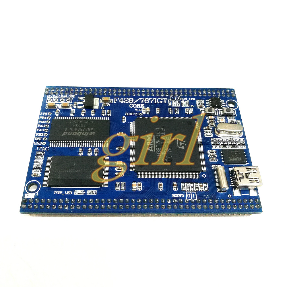 Cortex-M7 Small System Board STM32F767IGT6 Core Board STM32 Development Board