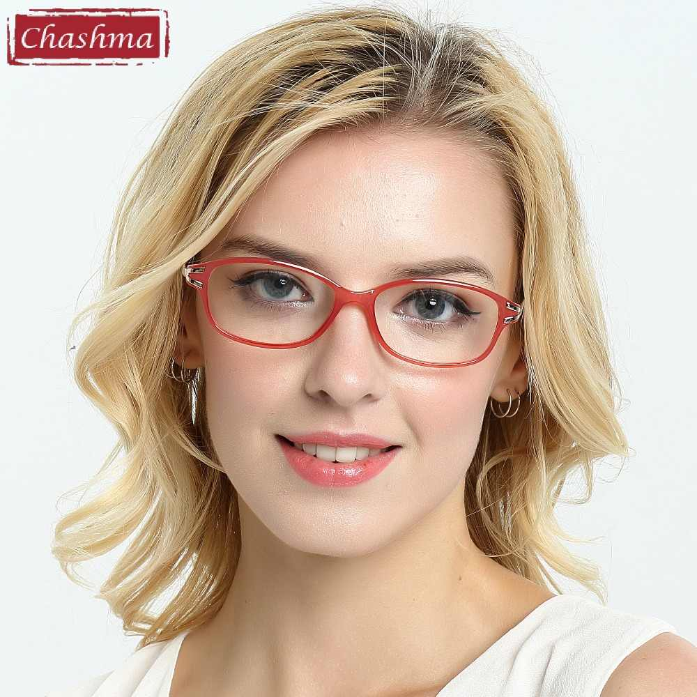 34220639091a Chashma Lady Cute Glasses Pink Eyewear Students Eye Glasses Frame Purple Glasses  Prescription Frames for Girls