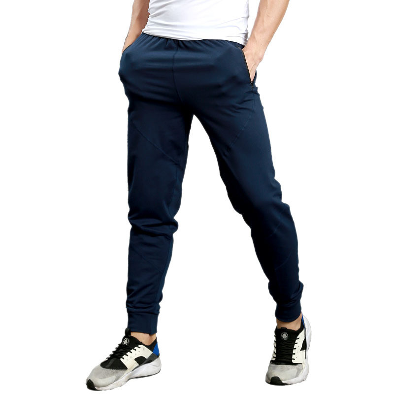 Winter Men Running Pants Sportswear Fitness Legging Sports Football Sweatpants Gym Trousers