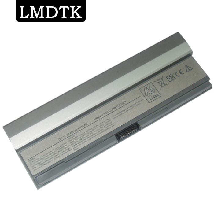 LMDTK New 6cells laptop <font><b>battery</b></font> FOR DELL Latitude <font><b>E4200</b></font> R331H R640C R841C W343C W346C X784C Y082C Y084C Y085C Free shipping image