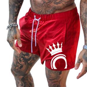 Board Shorts Swimsuits Swimwear Surffing Beach-Streetwear Running Mens Male