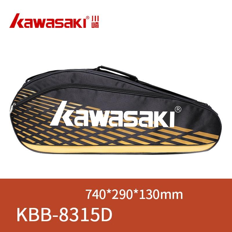Shoes The Cheapest Price Tennis Racket Bag Kawasaki Single Shoulder Bag Tennis Badminton Squash Bag 3 Rackets Kawasaki Badminton Bag Raquete Tenis Pack Buy One Get One Free