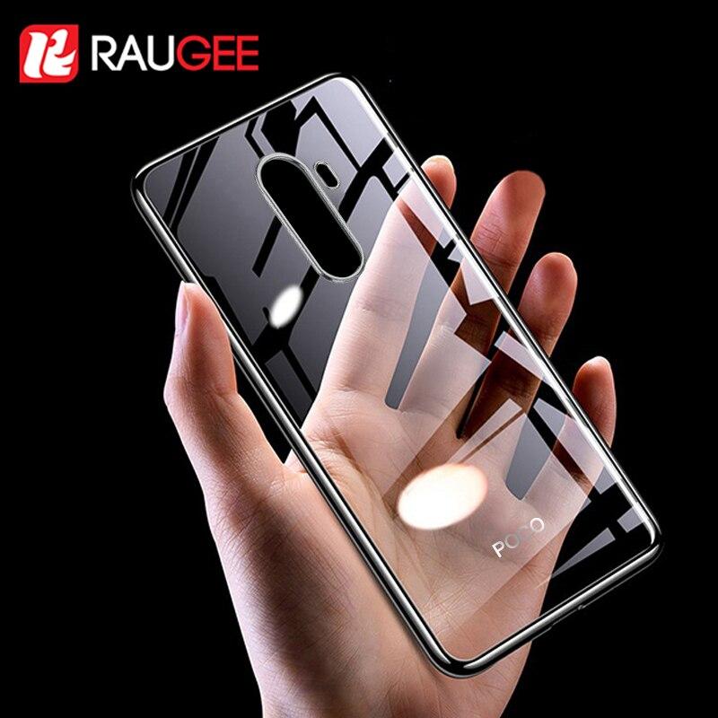 Soft Case For Xiaomi pocophone F1 Case Cover For poco f1 TPU Silicone Bumper Armor Case for Xiaomi pocophone F1 Pocophon F1 F 1