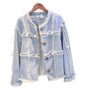 c7e21412c626 BONU Denim Jacket Jeans Jackets Women s Clothing Coat