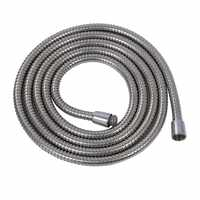 "Top quality 3m Long Stainless Steel 1/2"" Bath Shower Flexible Hose Pipe"