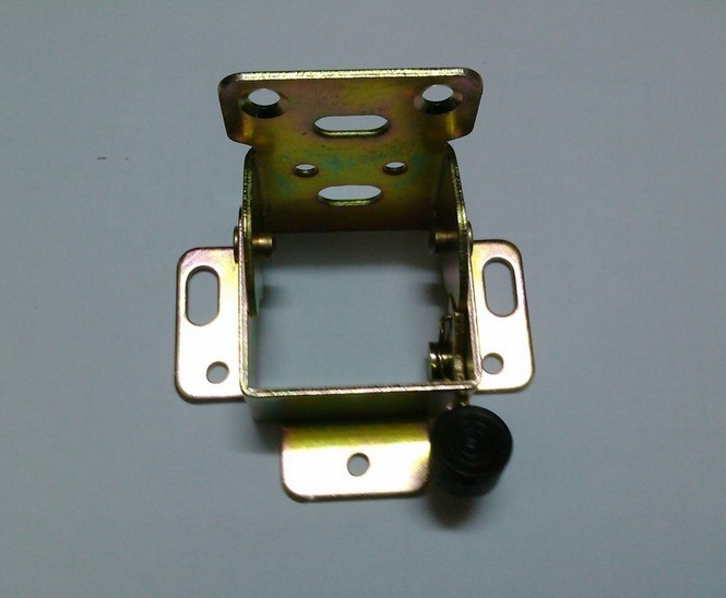 Table and chair folding hinge