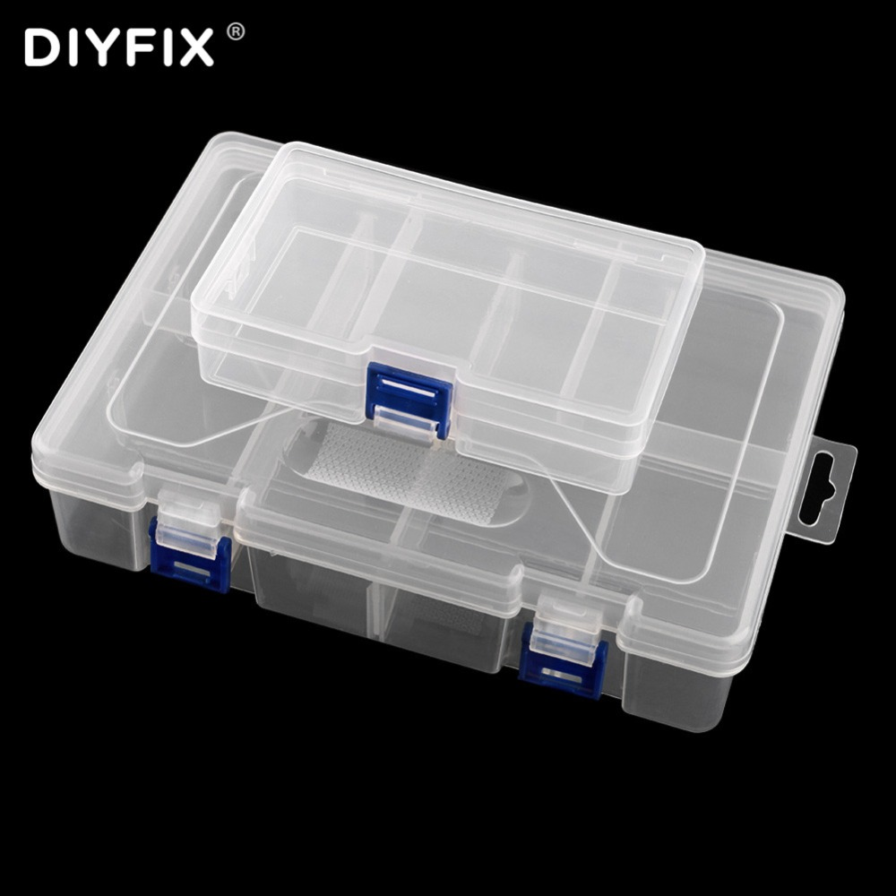 """Rectangle Clear Plastic Storage Tubes With Flip Tops 1 7//8/"""" Pack Of 100"""